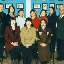 Коллектив ДХШ -2003 г