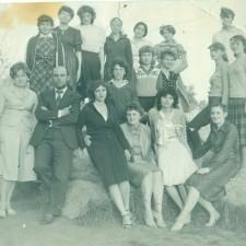Выпускники ДХШ -1984 г.